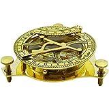 AVS Store Nueva brújula magnética náutico Reloj de sol