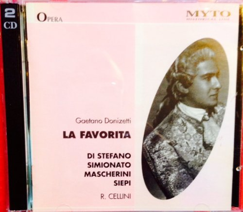 Favorita-Comp Opera [Import allemand]