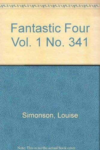 Fantastic Four Vol. 1 No. 341