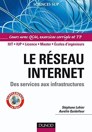 Le rseau Internet : Des services aux infrastructures (Informatique)