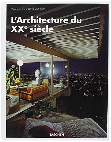 CO-25 L'ARCHITECTURE DU XXe SIECLE