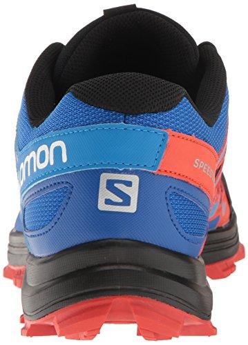 Salomon Speedtrak Trail Laufschuhe - AW17 Blau 6tpAfK7