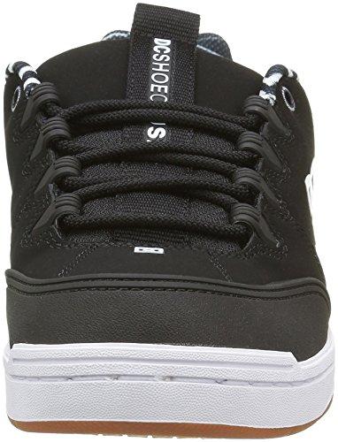 DC Shoes  APPAREL Syntax Kb, Espadrilles Homme Noir (Bw6)