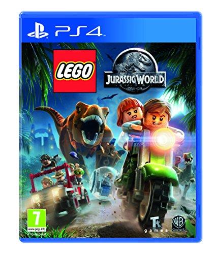 Lego Jurassic World PS-4 UK Multi
