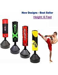 Debout de boxe punch Sac 6m lourds Kick Formation de boxe/MMA/Arts Martiaux Muay Thai B