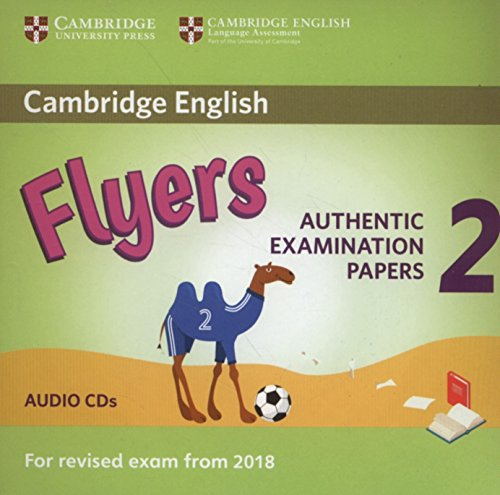 Cambridge young learners English tests. Flyers. Student's book. Per la Scuola media: 2