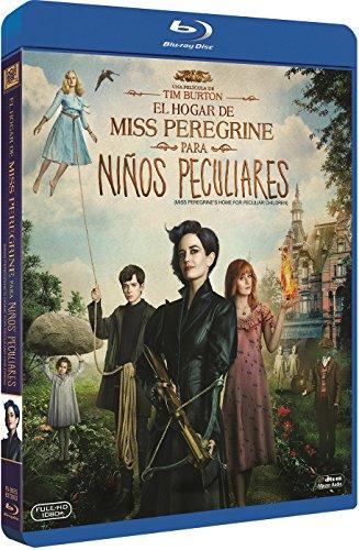 Miss Peregrine´s Home For Peculiar Children (EL HOGAR DE MISS PEREGRINE PARA NIÑOS PECULIARES, Importé d'Espagne, langues sur le