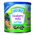 Heinz Baby Tub and Scoop Blueberry Oaty Porridge, 240 g, Pack of 3