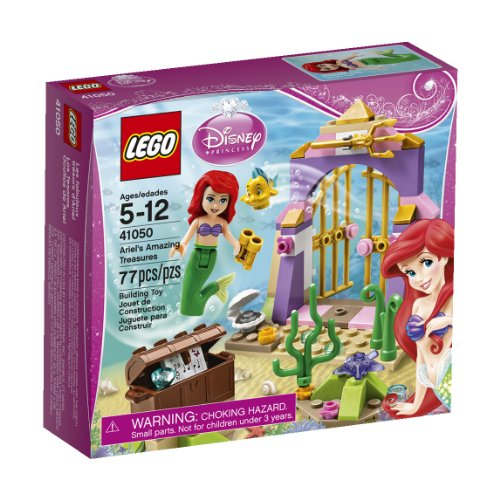 Princess-singing Disney Doll (LEGO Disney Princess 41050 Ariel's Amazing Treasures by LEGO)