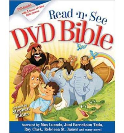 (READ 'N' SEE DVD BIBLE [WITH DVD]) BY O'Connor, Tim(Author)Hardcover Sep-2006