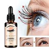 Daxoon Eyelash Growth Enhancer Serum für eine natürliche Wimpernverlängerung