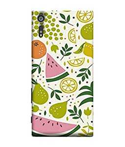 Fuson Designer Back Case Cover for Sony Xperia XZ :: Sony Xperia XZ Dual F8332 (Boy Men Man Foodie Natural Fruits Lover )