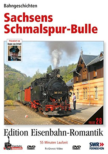 Sachsens Schmalspur-Bulle - Bahngeschichten - Edition Eisenbahn-Romantik - Rio Grande