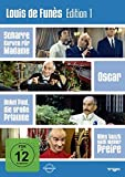 Louis de Funès Edition 1 [4 DVDs] -