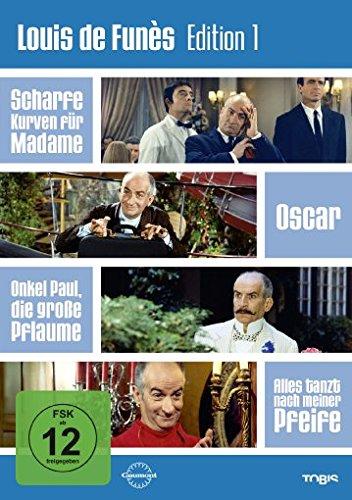 Bild von Louis de Funès Edition 1 [4 DVDs]