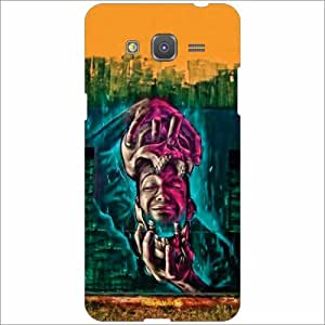 Design Worlds - Samsung Galaxy Grand Prime SM-G530H Designer Back Cover Cas...