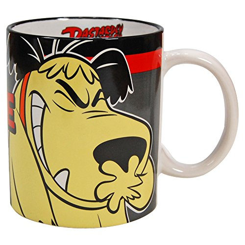 Official Wacky Races Muttley Snickering Mug Gift