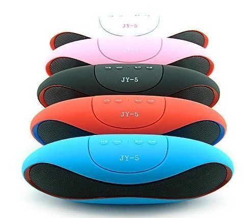 Altavoz Bluetooth Portátil y con Micrófono - Potente Altavoz Inalámbrico Equipado con Manos Libres para Teléfonos Móviles - Compatible con iPhone, Samsung Galaxy, Nokia, HTC, Blackberry, Google, LG, Nexus, iPad, Tabletas, Ordenadores etc. [Color NEGRO]