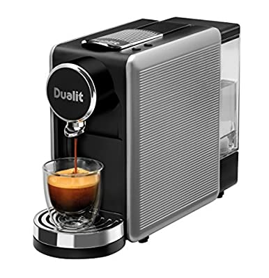 Dualit DA8516 Lusso Coffee Machine and Milk Frother by Dualit
