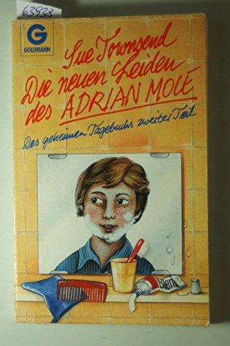 Die neuen Leiden des Adrian Mole. Des geheimen Tagebuchs zweiter Teil.