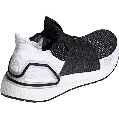 Adidas Ultra Boost, Zapatillas de Running por Hombre, Negro (CoreBlack/GreySix/GreyFour), 42 2/3 EU