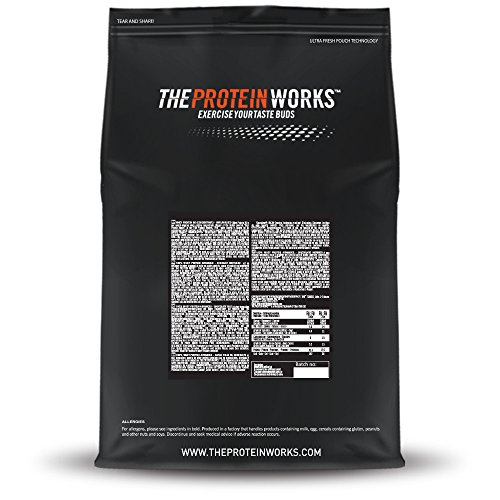 51aBq%2BBKJ8L - THE PROTEIN WORKS All In One Advanced Protein Powder Shake, Chocolate Silk, 1 kg
