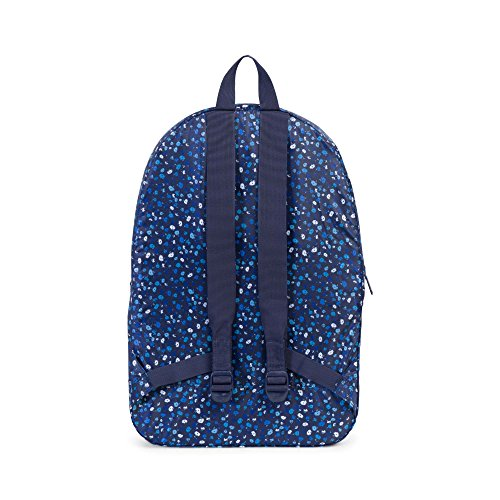 Herschel supply Co., zaino Pop Quiz, Jungle Blue (blu) - 10011-01056-OS Peacoat Mini Floral