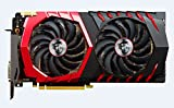 MSI GeForce GTX 1080 GAMING Z 8G - Tarjeta gráfica (refrigeración Twin Frozr VI, backplate, LED RGB, 8 GB memoria GDDR5X, VR Ready)