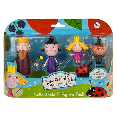 Ben-and-Holly-5-Figure-Pack-Styles-May-Vary