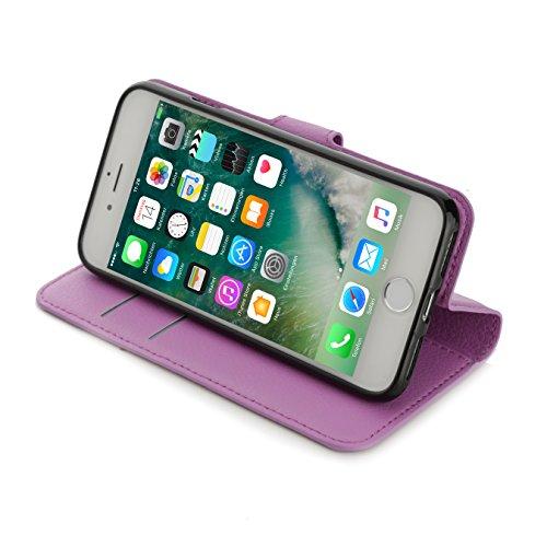 iPhone 8 / 7 Hülle, Arktis Ultraslim Schutzhülle - Lila Lila