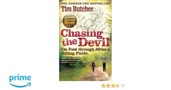 chasing the devil butcher tim