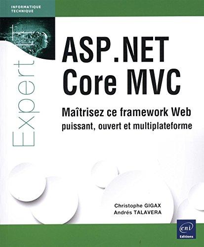 ASP.NET Core MVC - Maîtrisez ce framewo...
