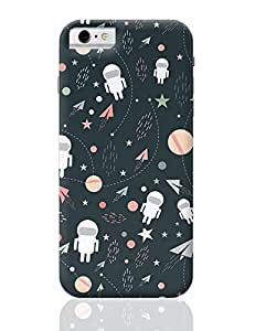 PosterGuy iPhone 6 / iPhone 6S Case Cover - Planets stars and other objects in space | Designed by: DesignerChennai