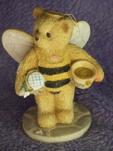 Cherished Teddies Bea Bee My Friend Girl Bear Dressed as Bee by Enesco -