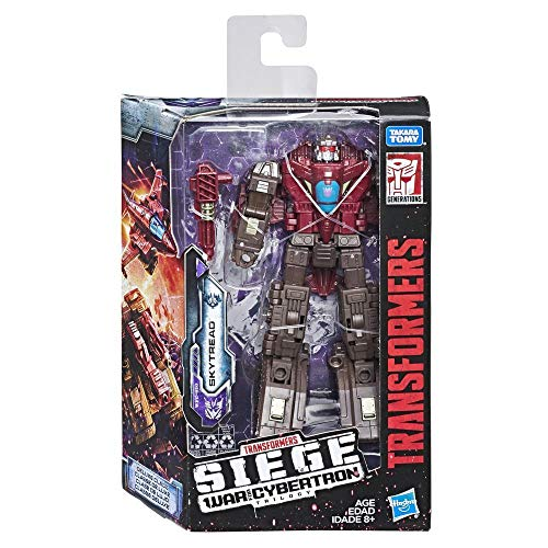 Transformers Generations War For Cybertron: Siege - Skytread Deluxe Figure