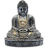 Sitting Desktop Buddha - Ornament/Statue