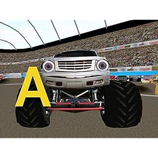 Monster Truck Alphabet Song