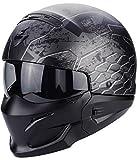 Scorpion Helm Motorrad exo-combat Ratnik, matt black, L