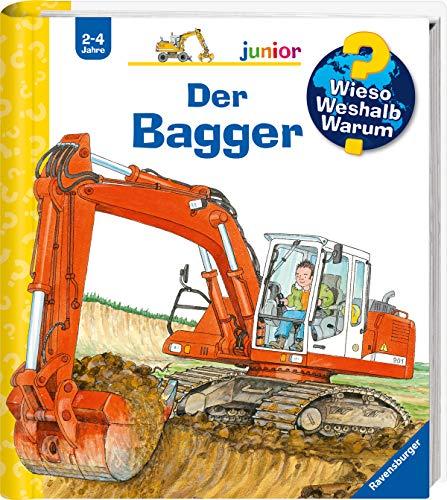Der Bagger (Wieso? Weshalb? Warum? junior, Band 38) - Bagger