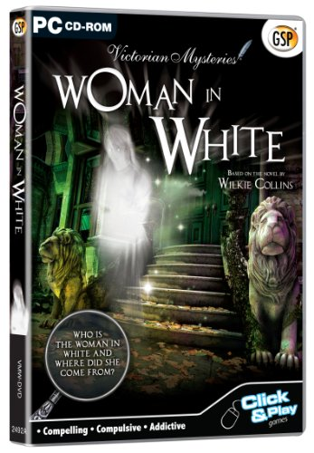 Victorian Mysteries  Woman in White  PC CD