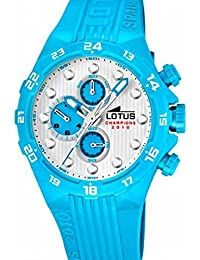 Ladies 'reloj lotus 15730 (41 mm), color azul