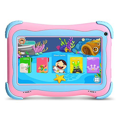 YUNTAB Tablet para Niños 7 Pulgadas Android 8.1