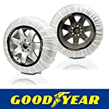 Goodyear GOD8021 Cadenas Snow & Road, Set de 2, Talla XL
