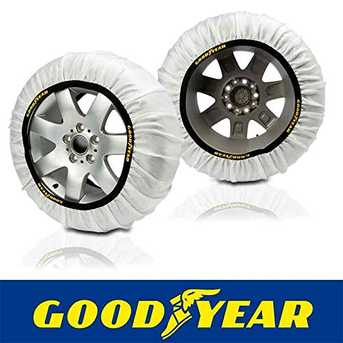 Goodyear GOD8022 Catene da Neve, XXL