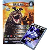 Doctor Who - Single Card : Ultimate Monsters 068 (668) Drashig Dr Who Battles in Time Common Card