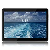 LNMBBS Tablet 4G LTE, Display da 10' HD - Android 8.1, WiFi, 32 GB Memoria, 2 GB RAM, Quad-Core, Dual Sim (Grigio) …