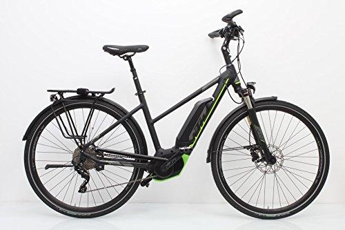 KTM E-Bike Cento 10 CX5 13,4 Ah Damen Trapez schwarz 2018
