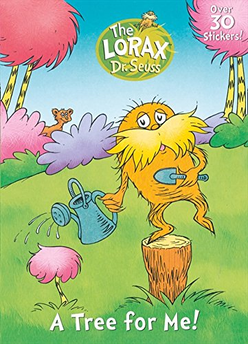 The Lorax Sticker and Activity Book (Dr Seuss)