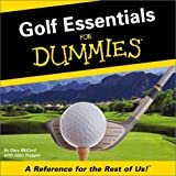 Golf Essentials For Dummies: A Reference For The Rest Of Us by Gary McCord (2002-04-04)
