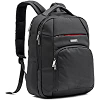 "15.6"" Laptop Zaino Professionale, Evecase Unisex Professionale Leggero Backpack fino a 15.6 pollici per Laptop / Notebook / MacBook / MacBook Pro / Chromebook - Nero"